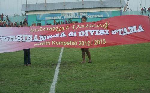 Persibangga Lolos ke Divisi Utama