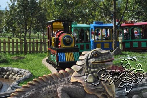 Wahana Mini Train