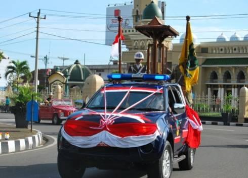 Piala Adipura akan Dikirab Keliling Kota Purbalingga