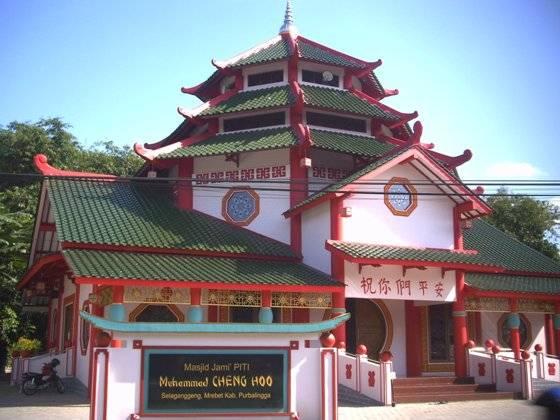 Masjid Agung Darussalam Purbalingga